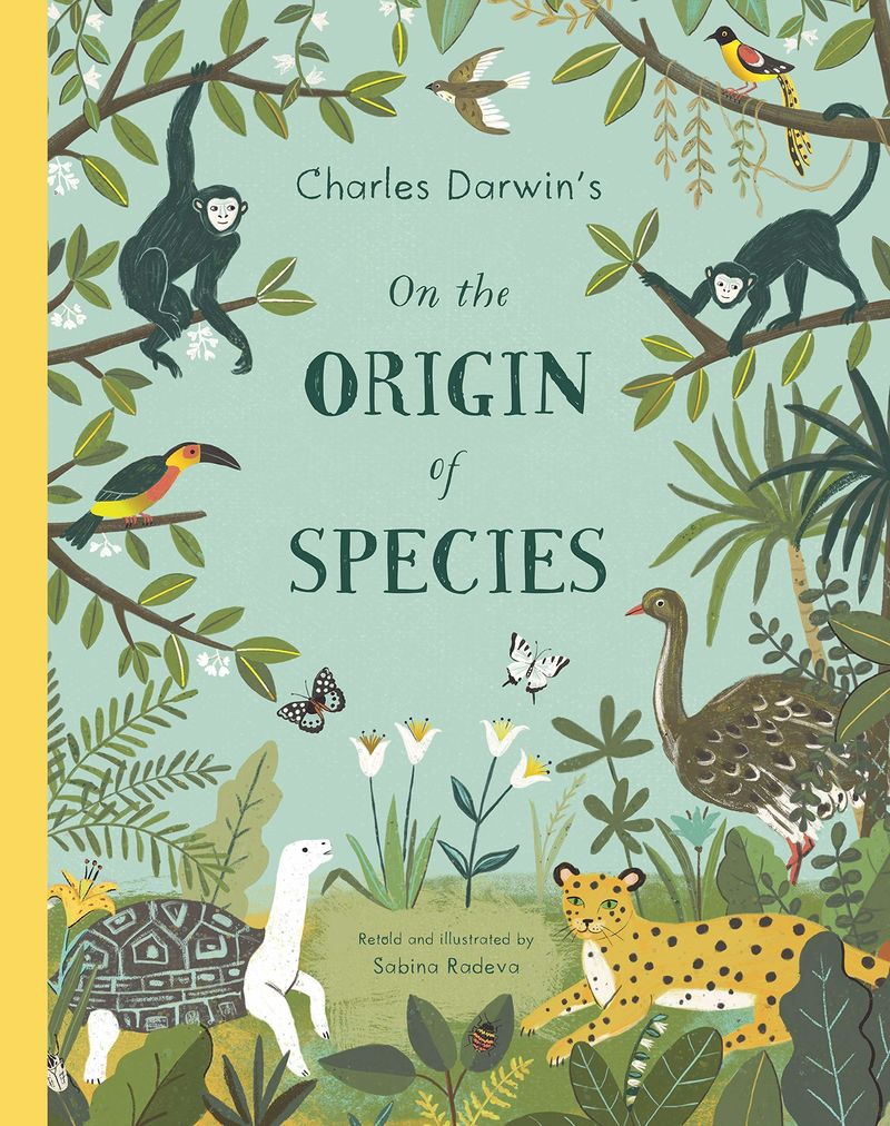 ON THE ORIGIN OF SPECIES (HARDBACK)