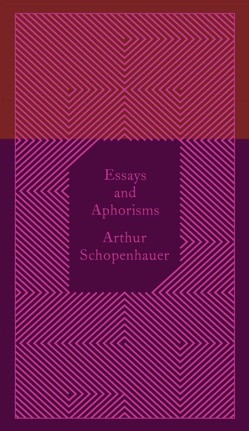 ESSAYS AN APHORISMS