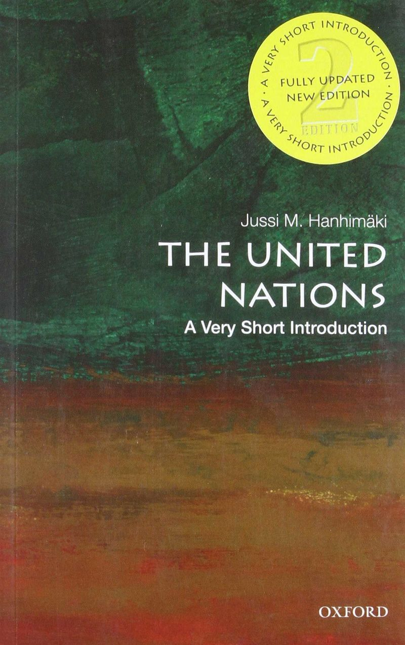 The United Nations A Very Short Intro - Servicio Directo - Aa. Vv.