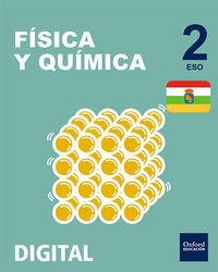 Eso 2 - Fisica Y Quimica - Inicia Dual (lrio) - Aa. Vv.
