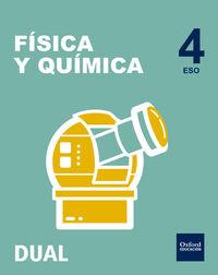 ESO 4 - FISICA Y QUIMICA (PACK) - INICIA DUAL