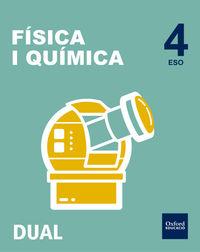 ESO 4 - FISICA I QUIMICA (PACK) - INICIA DUAL (C. VAL)