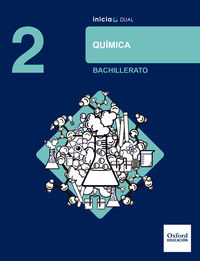 Bach 2 - Quimica - Inicia Dual - Aa. Vv.