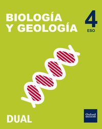 Eso 4 - Biologia Y Geologia (pack) - Inicia Dual - Aa. Vv.