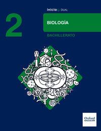 Bach 2 - Biologia - Inicia Dual - Aa. Vv.