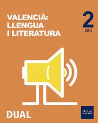 ESO 2 - LLENGUA I LITERATURA - INICIA DUAL (C. VAL)