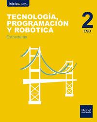 ESO 2 - TECNOLOGIA, PROGRAMACION Y ROBOTICA - ESTRUCTURAS - INICIA DUAL