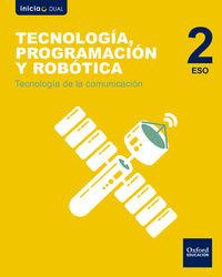 ESO 2 - TECNOLOGIA, PROGRAMACION Y ROBOTICA - TECNOLOGIA DE LA COMUNICACION INICIA