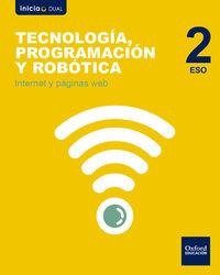 ESO 2 - TECNOLOGIA, PROGRAMACION Y ROBOTICA - INTERNET INICIA