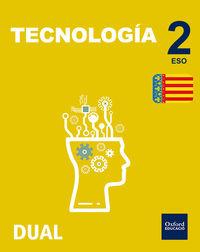 ESO 2 - TECNOLOGIA - INICIA DUAL (C. VAL) (CASTELLANO)