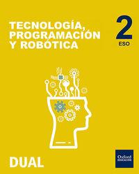 ESO 2 - TECNOLOGIA, PROGRAMACION Y ROBOTICA (MAD) PACK INICIA