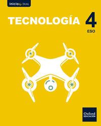 ESO 4 - TECNOLOGIA - INICIA DUAL