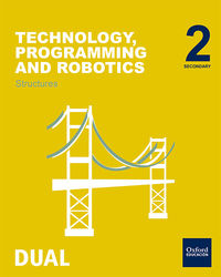 ESO 2 - TECHNOLOGY, PROGRAMMING AND ROBOTICS - STRUCTURES - INICIA DUAL (MAD)