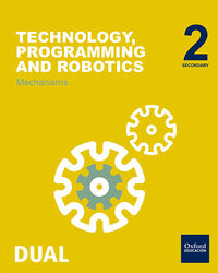 ESO 2 - TECHNOLOGY, PROGRAMMING AND ROBOTICS - MECHANISMS - INICIA DUAL (MAD)