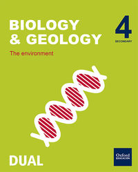 Eso 4 - Biology & Geology Vol. 1 - The Earth's Movements - Inicia Dual - Aa. Vv.