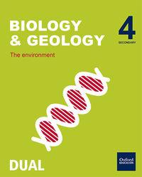 ESO 4 - BIOLOGY & GEOLOGY I INICIA