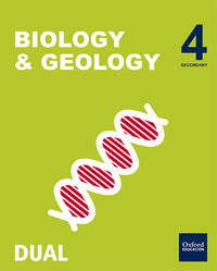ESO 4 - BIOLOGY & GEOLOGY (PACK) - INICIA DUAL