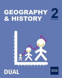 ESO 2 - GEOGRAPHY & HISTORY (PACK) - INICIA DUAL (PV, MAD, MUR, CEU, MEL)