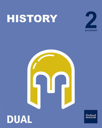 ESO 2 - HISTORY (PACK) - INICIA DUAL