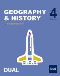 ESO 4 - GEOGRAPHY & HISTORY I INICIA