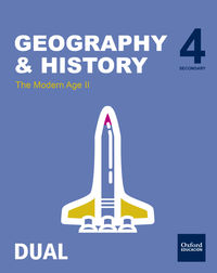 eso 4 - geography & history ii inicia - Aa. Vv.