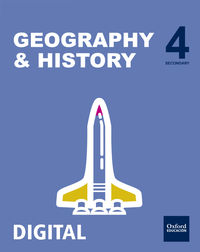 eso 4 - geography & history pack inicia - Aa. Vv.