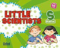 3 Años - Little Scientists Starter - Aa. Vv.