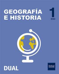 ESO 1 - GEOGRAFIA E HISTORIA INICIA