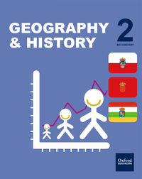 Eso 2 - Geography & History (cant, Lrio, Nav) Pack Inicia - Aa. Vv.