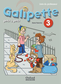 GALIPETTE PETIT 3PRIM LP / CD