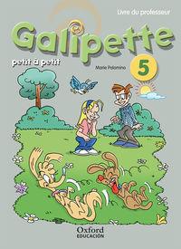 GALIPETTE PETIT 5PRIM LP / CD
