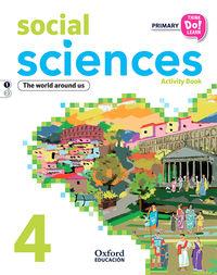 THINK SOCIAL SCIENCE 4 PRIM CE M1