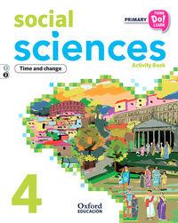 THINK SOCIAL SCIENCE 4 PRIM CE M2