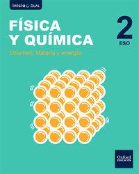 ESO 2 - FISICA Y QUIMICA (ARA) PACK INICIA