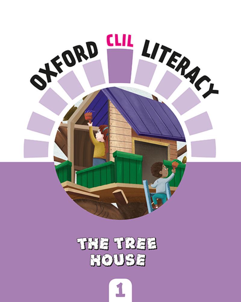 EP 1 - LITERACY ART - TREE HOUSE