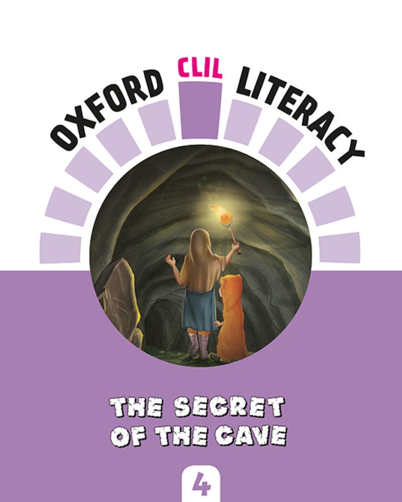 EP 4 - LITERACY ART - SECRET OF THE CAVE