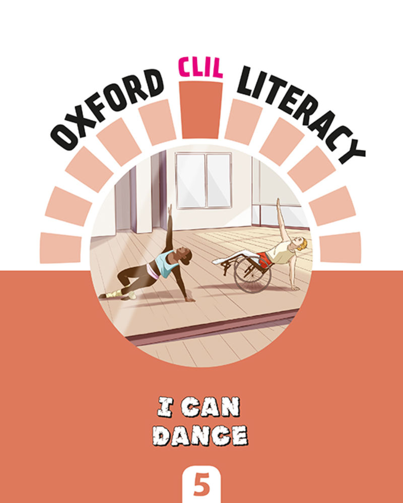 EP 5 - LITERACY MUSIC - I CAN DANCE