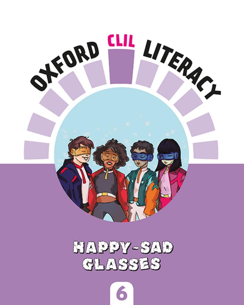 EP 6 - LITERACY ART - HAPPY SAD