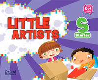 3 YEARS - LITTLE ARTISTS STARTER