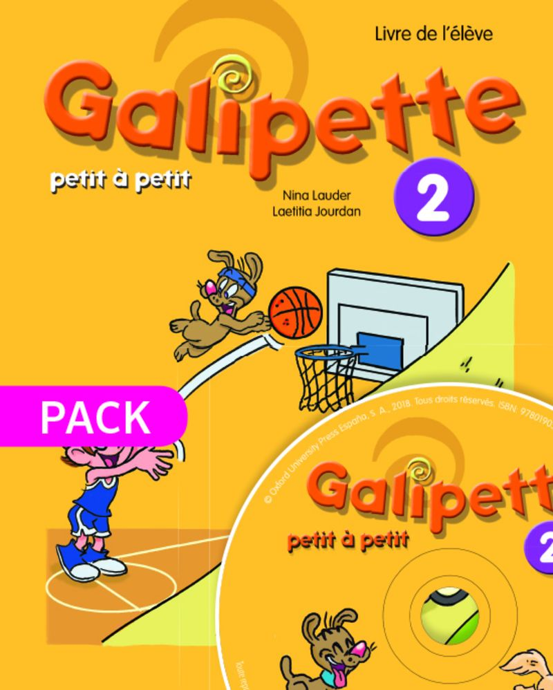 EP 2 - GALIPETTE PETIT A PETIT 1 PACK (AND)