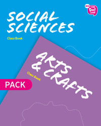 EP 1 - NEW THINK DO LEARN NATURAL + SOCIAL + ARTS 1 PACK (MAD)