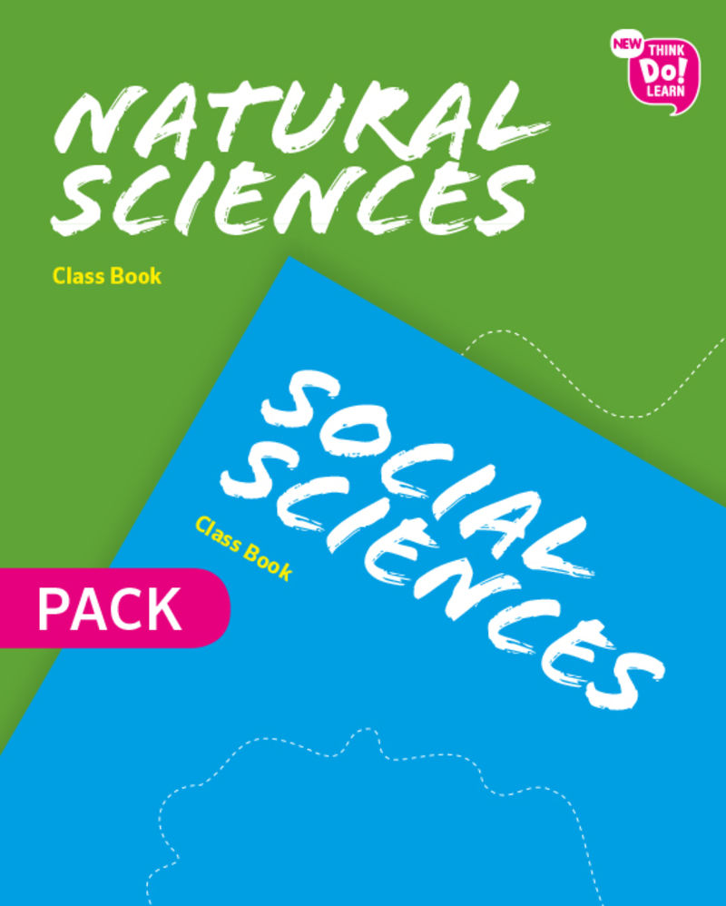 EP 5 - NEW THINK DO LEARN NATURAL + SOCIAL 5 WB PACK (MAD)