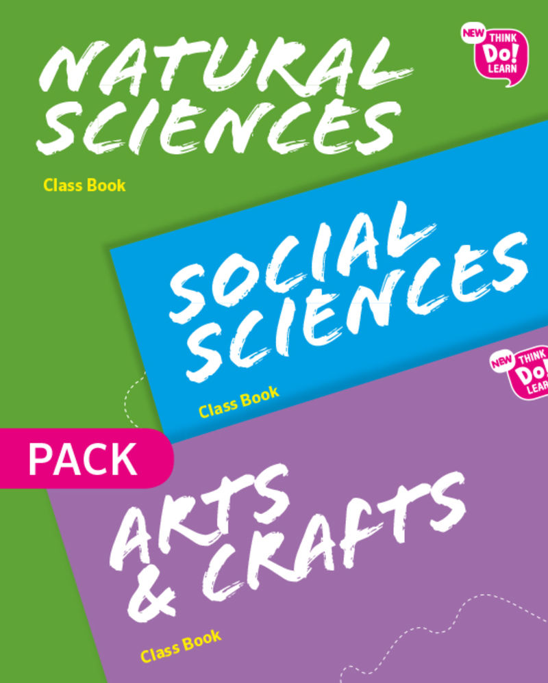 EP 6 - NEW THINK DO LEARN NATURAL + SOCIAL + ARTS PACK