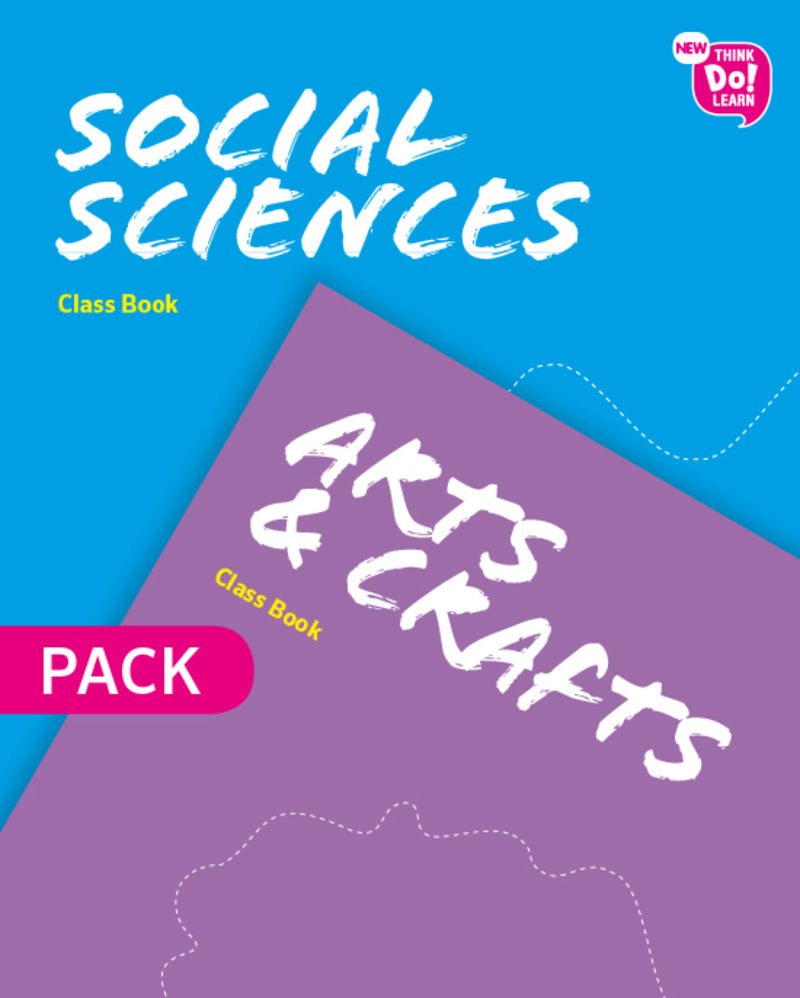 EP 6 - NEW THINK DO LEARN SOCIAL + ARTS (M2) 6 PACK (MAD)
