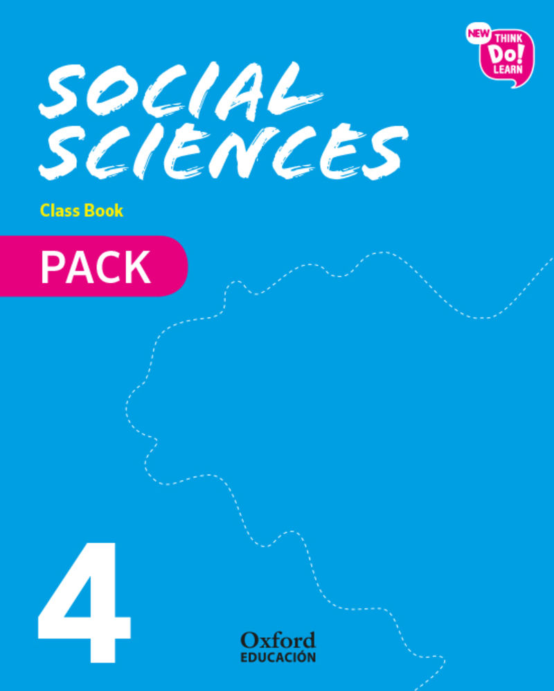 EP 4 - NEW THINK DO LEARN SOCIAL 4 WB PACK