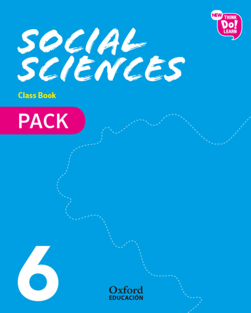 EP 6 - NEW THINK DO LEARN SOCIAL 6 WB PACK