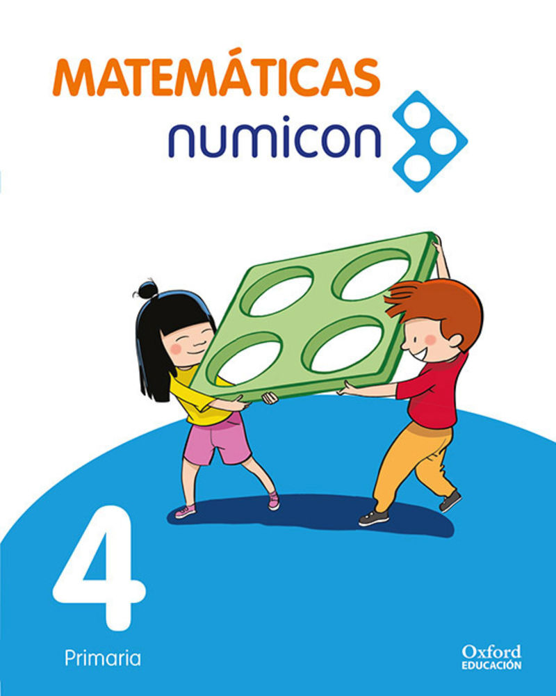 EP 4 - MATEMATICAS NUMICON PACK