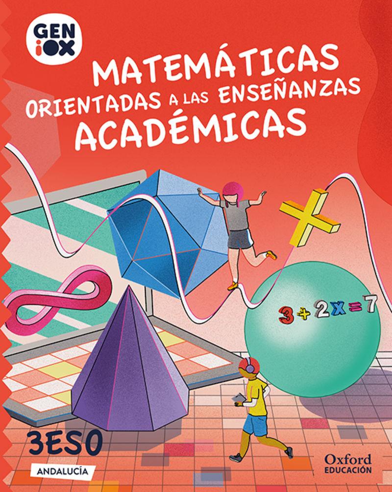 ESO 3 - MATEMATICAS ACADEMICAS (AND)