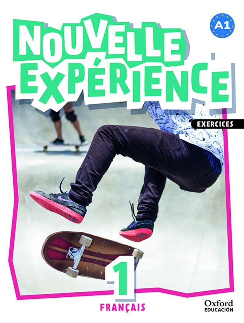 ESO 1 - EXPERIENCE NOU CAHIER