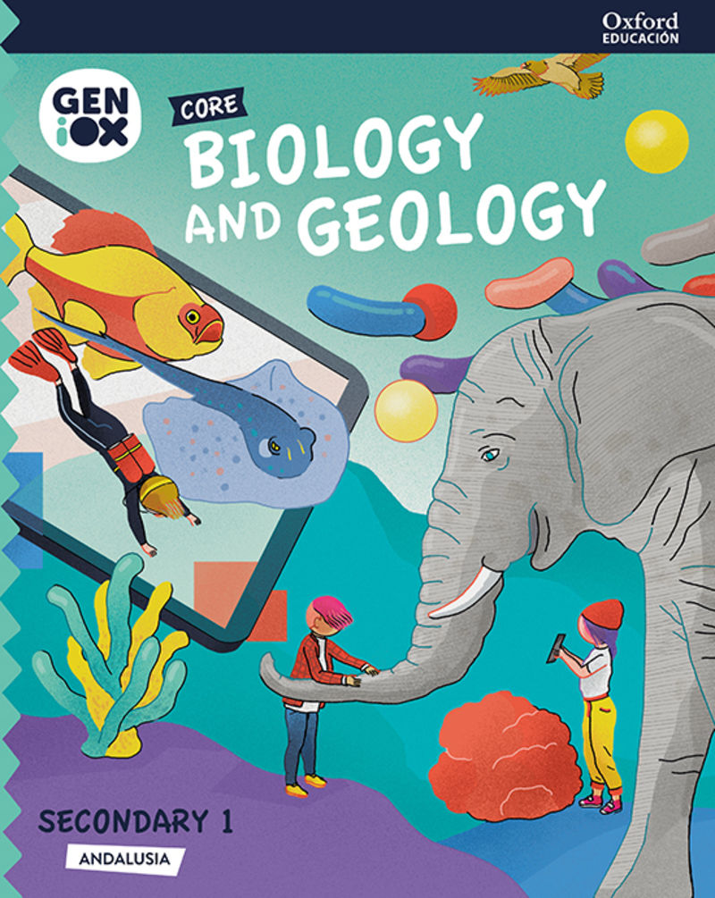 ESO 1 - BIOLOGY & GEOLOGY (AND) GENIOX CORE BILING